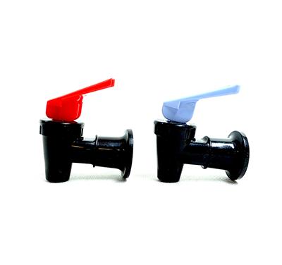kranik wody dystrybutora kolor czarny